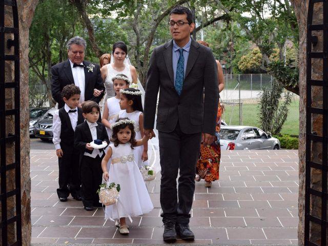 El matrimonio de Willy y Catalina en Envigado, Antioquia 17