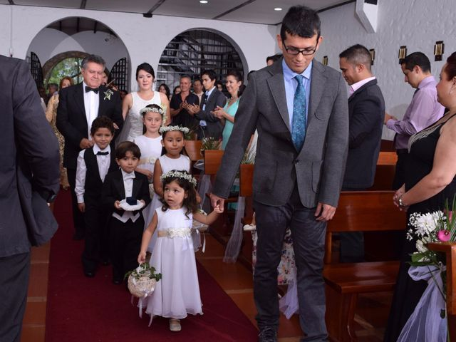 El matrimonio de Willy y Catalina en Envigado, Antioquia 20