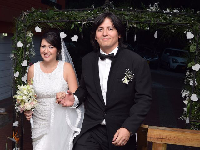 El matrimonio de Willy y Catalina en Envigado, Antioquia 65