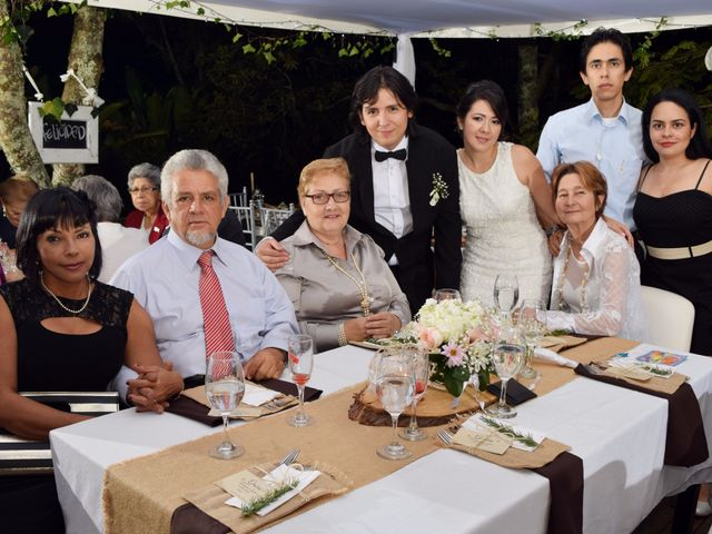El matrimonio de Willy y Catalina en Envigado, Antioquia 78