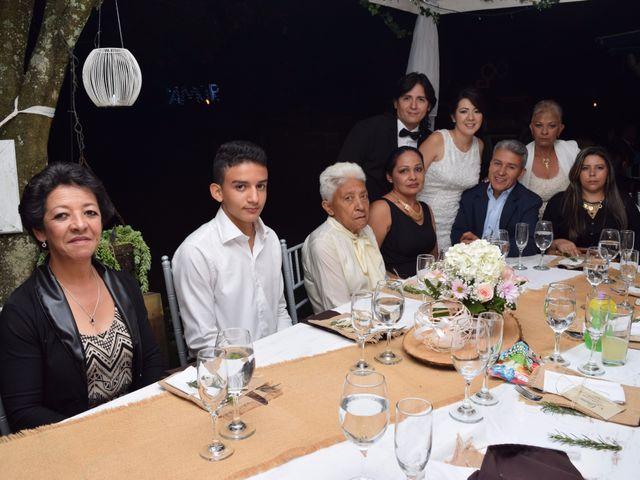 El matrimonio de Willy y Catalina en Envigado, Antioquia 83