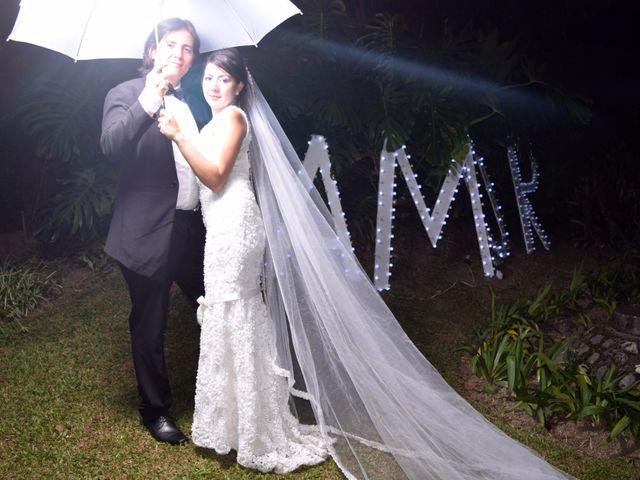 El matrimonio de Willy y Catalina en Envigado, Antioquia 121