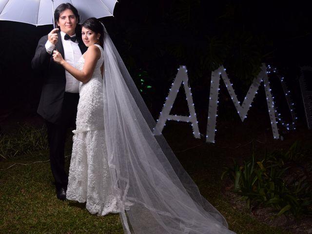 El matrimonio de Willy y Catalina en Envigado, Antioquia 123