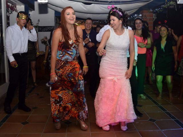 El matrimonio de Willy y Catalina en Envigado, Antioquia 124