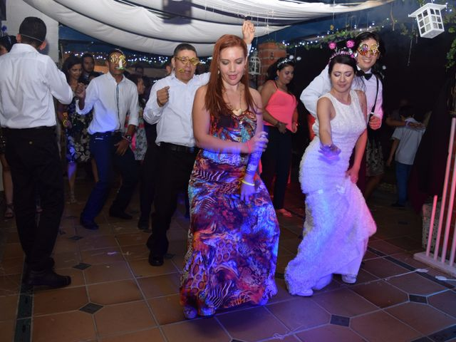 El matrimonio de Willy y Catalina en Envigado, Antioquia 125