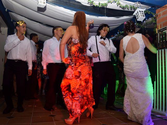 El matrimonio de Willy y Catalina en Envigado, Antioquia 126