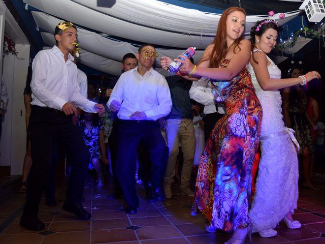 El matrimonio de Willy y Catalina en Envigado, Antioquia 127