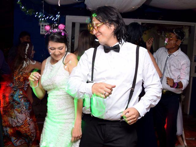 El matrimonio de Willy y Catalina en Envigado, Antioquia 130