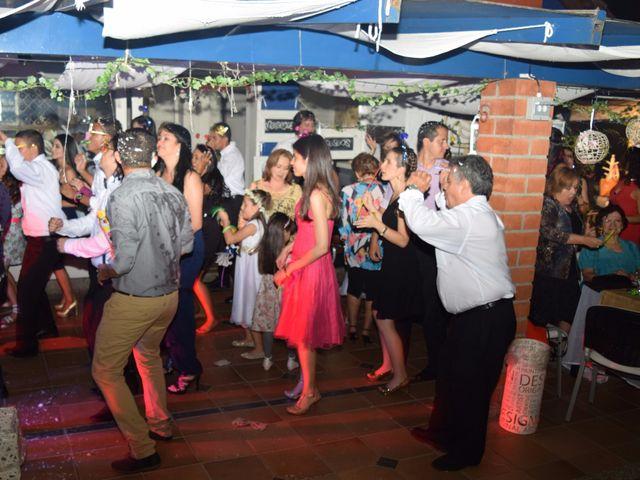 El matrimonio de Willy y Catalina en Envigado, Antioquia 134