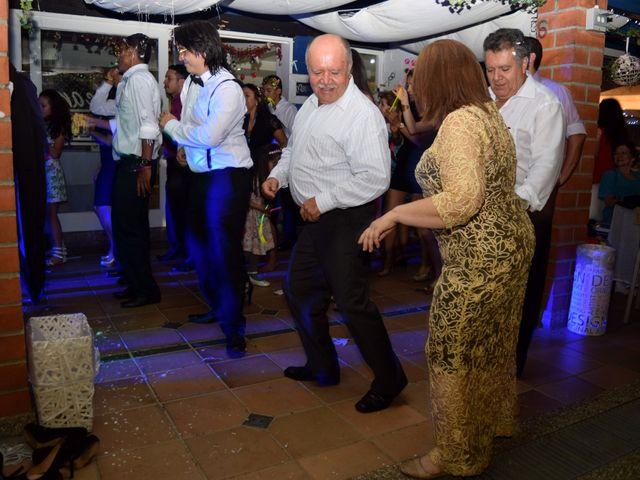 El matrimonio de Willy y Catalina en Envigado, Antioquia 135
