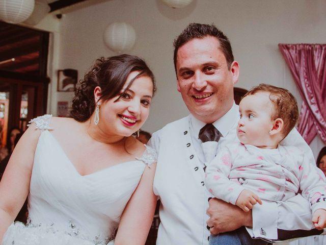 El matrimonio de Ivon y Carlos
