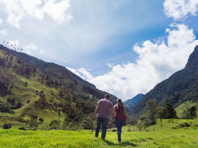 El matrimonio de Julián y Natalia en La Tebaida, Quindío 3