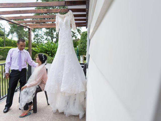 El matrimonio de Julián y Natalia en La Tebaida, Quindío 16