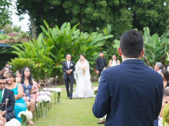 El matrimonio de Julián y Natalia en La Tebaida, Quindío 20