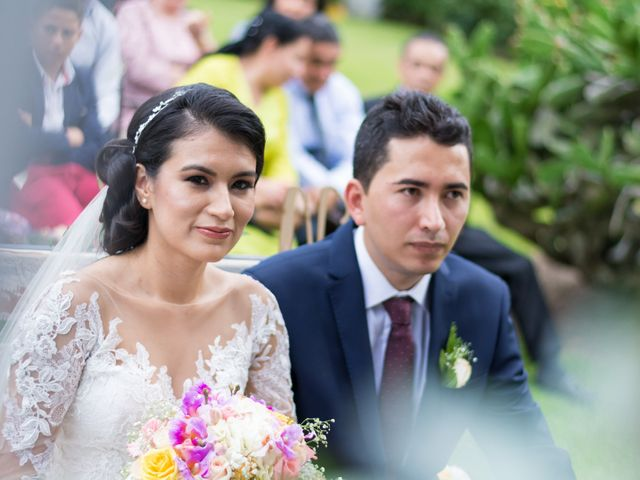 El matrimonio de Julián y Natalia en La Tebaida, Quindío 23