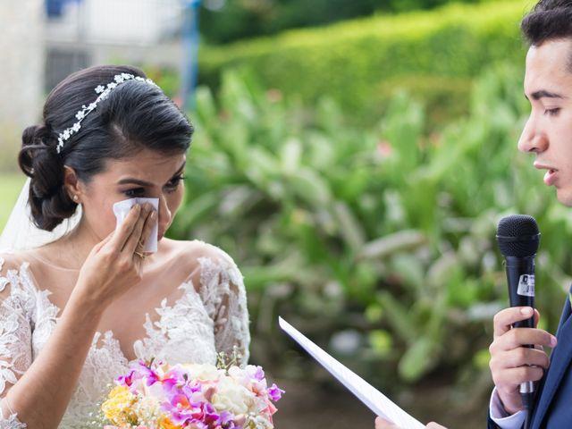 El matrimonio de Julián y Natalia en La Tebaida, Quindío 25