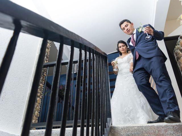 El matrimonio de Julián y Natalia en La Tebaida, Quindío 26