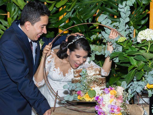 El matrimonio de Julián y Natalia en La Tebaida, Quindío 30