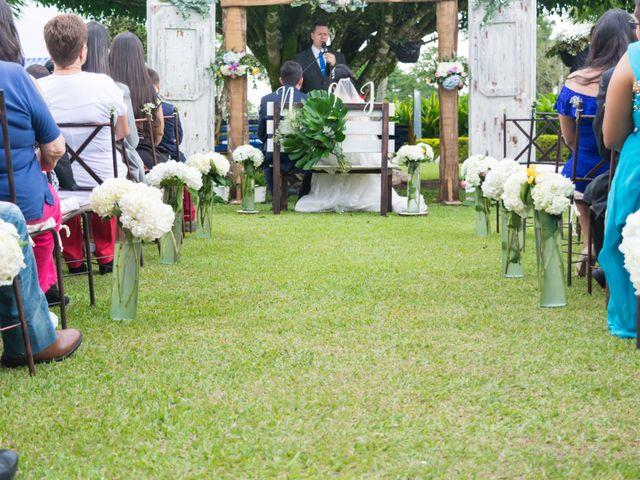 El matrimonio de Julián y Natalia en La Tebaida, Quindío 32