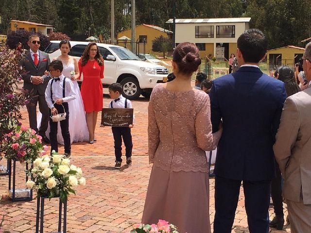El matrimonio de Mónica  y Gustavo en Tunja, Boyacá 6