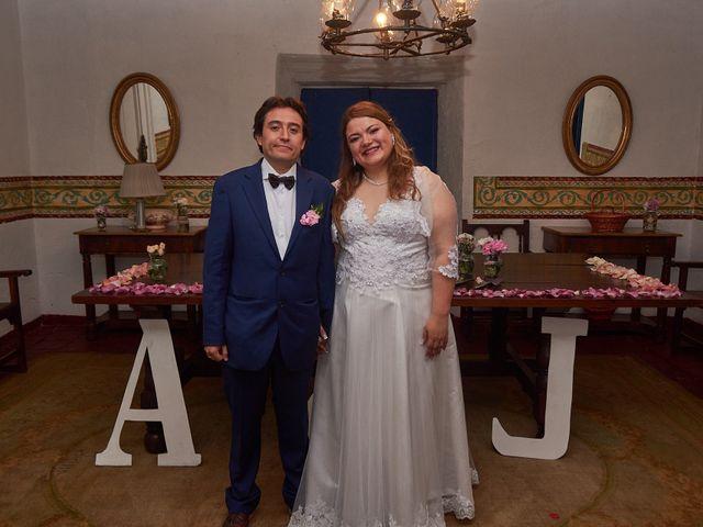 El matrimonio de Anllely y Juan Camilo