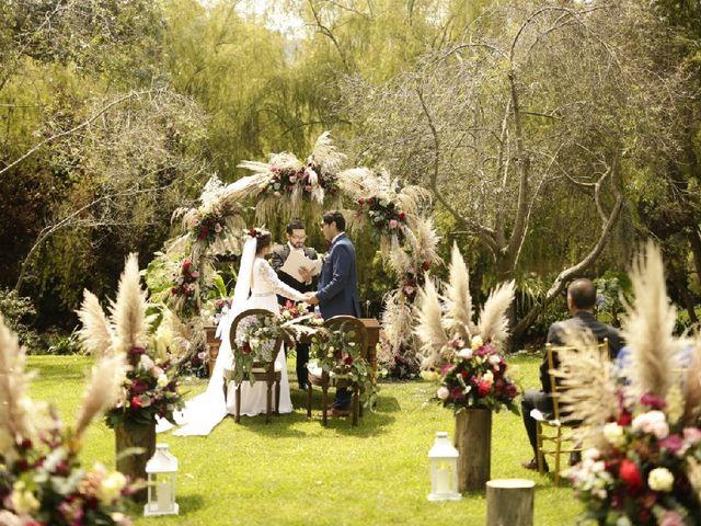 El matrimonio de Jonathan  y Andrea en Subachoque, Cundinamarca 3