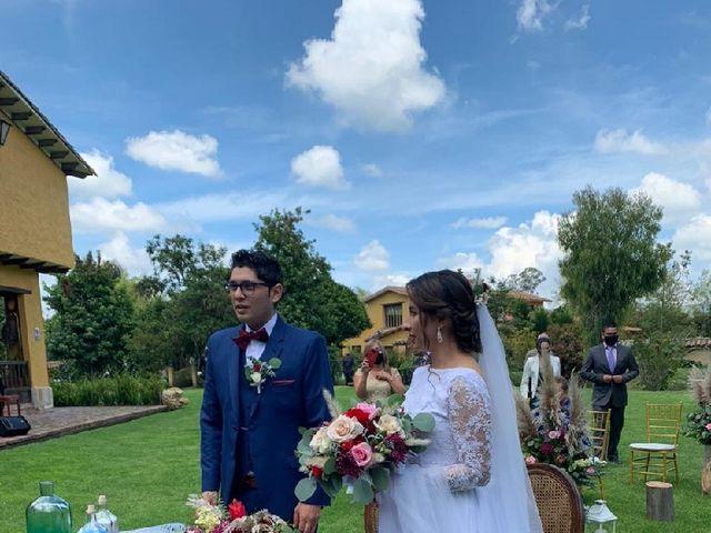 El matrimonio de Jonathan  y Andrea en Subachoque, Cundinamarca 4