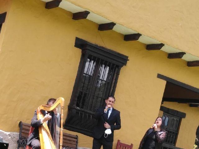 El matrimonio de Jonathan  y Andrea en Subachoque, Cundinamarca 5