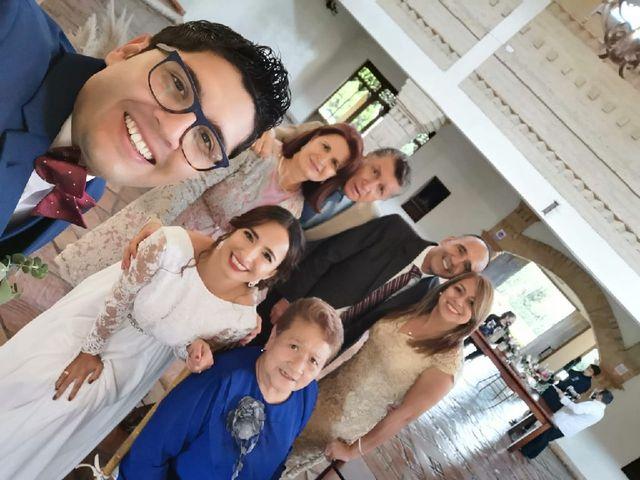 El matrimonio de Jonathan  y Andrea en Subachoque, Cundinamarca 6