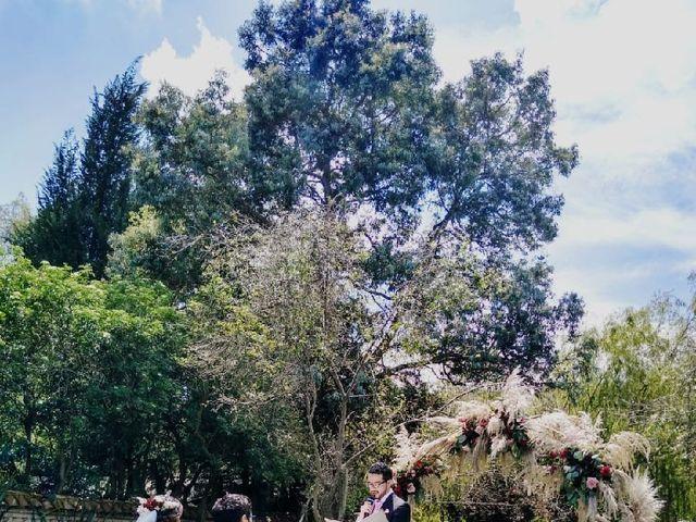 El matrimonio de Jonathan  y Andrea en Subachoque, Cundinamarca 7
