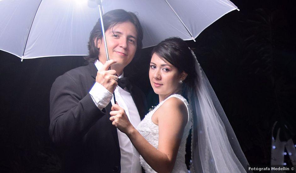 El matrimonio de Willy y Catalina en Envigado, Antioquia