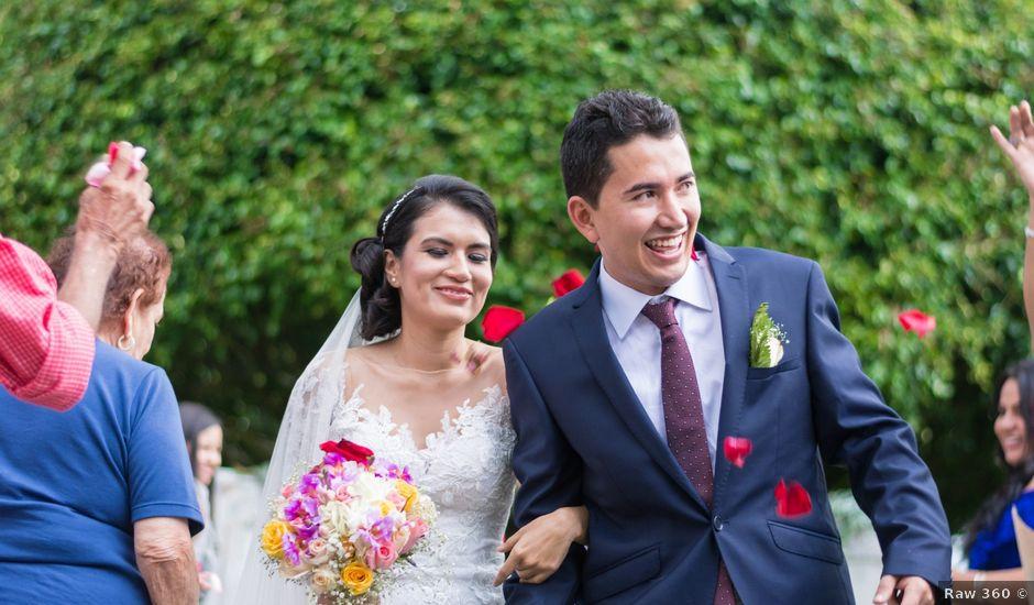El matrimonio de Julián y Natalia en La Tebaida, Quindío