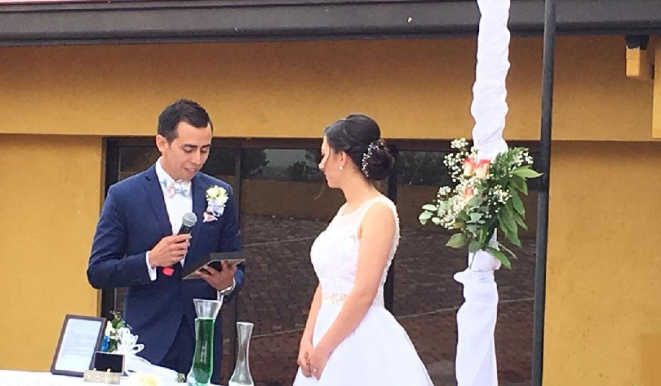 El matrimonio de Mónica  y Gustavo en Tunja, Boyacá