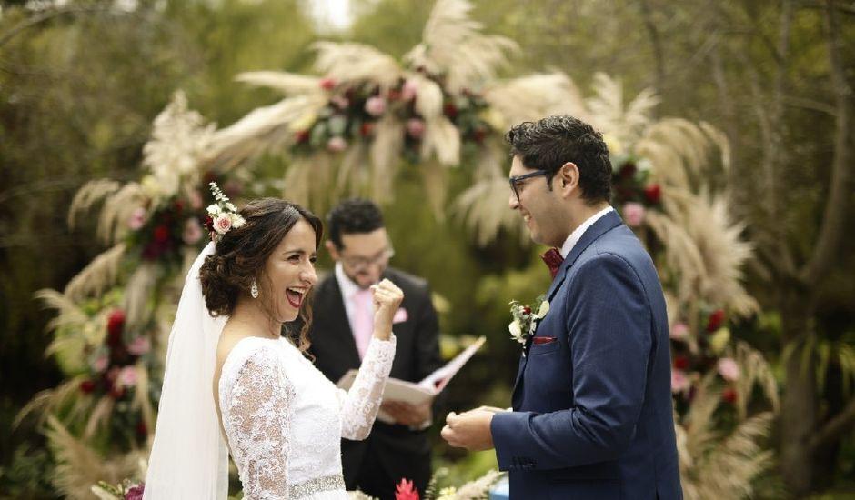 El matrimonio de Jonathan  y Andrea en Subachoque, Cundinamarca