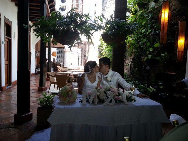 El matrimonio de Carlos y Melissa en Cartagena, Bolívar 5