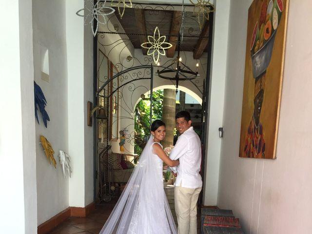 El matrimonio de Carlos y Melissa en Cartagena, Bolívar 8