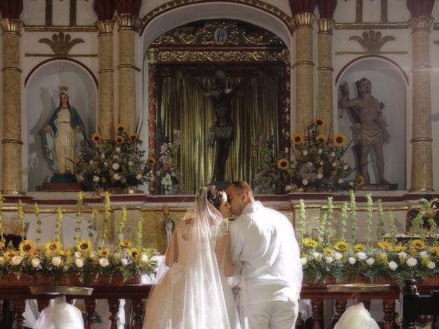 El matrimonio de Fabio y Clara en San Sebastián de Mariquita, Tolima 9