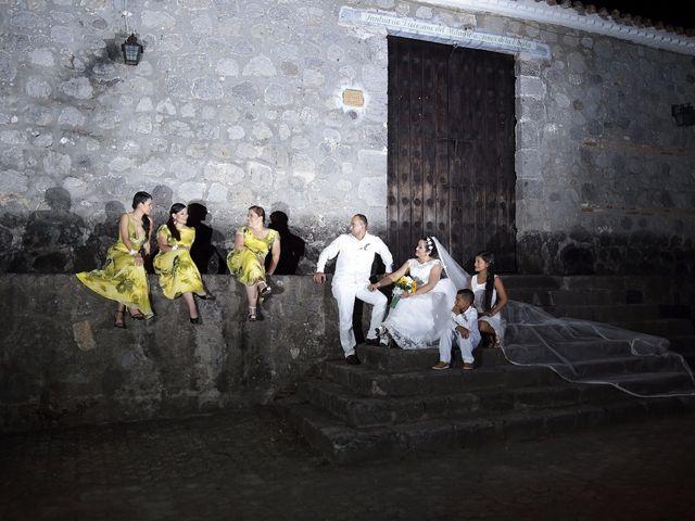 El matrimonio de Fabio y Clara en San Sebastián de Mariquita, Tolima 18