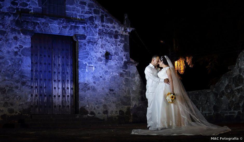 El matrimonio de Fabio y Clara en San Sebastián de Mariquita, Tolima