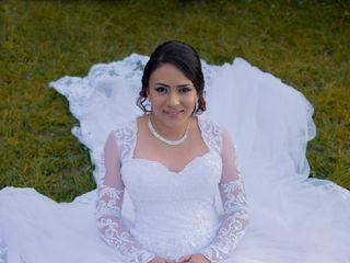 El matrimonio de María Alejandra y Cristian Alejandro 1