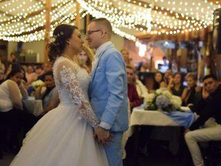 El matrimonio de María Alejandra y Cristian Alejandro