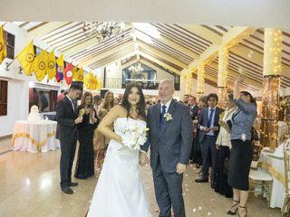 El matrimonio de Liliana  y Bryan