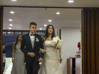 El matrimonio de Liliana  y Bryan  3