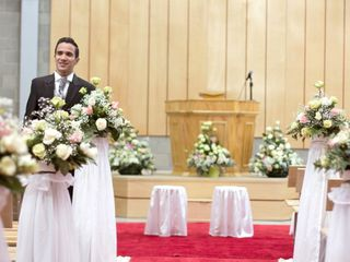 El matrimonio de Pao y Gerard 1