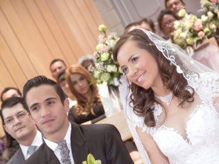 El matrimonio de Pao y Gerard 3