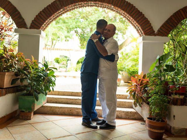 El matrimonio de Jhobani y Jakeline en Cartagena, Bolívar 9