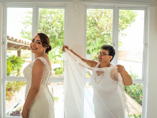 El matrimonio de Jhobani y Jakeline en Cartagena, Bolívar 10