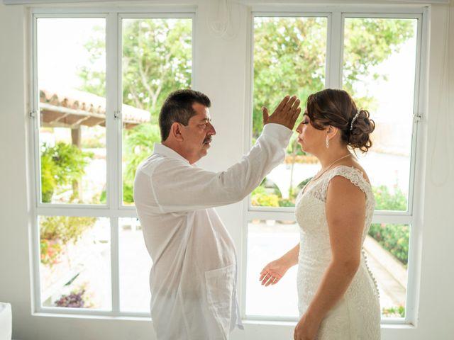 El matrimonio de Jhobani y Jakeline en Cartagena, Bolívar 13