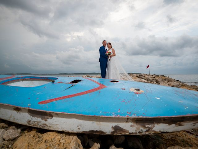 El matrimonio de Jhobani y Jakeline en Cartagena, Bolívar 15