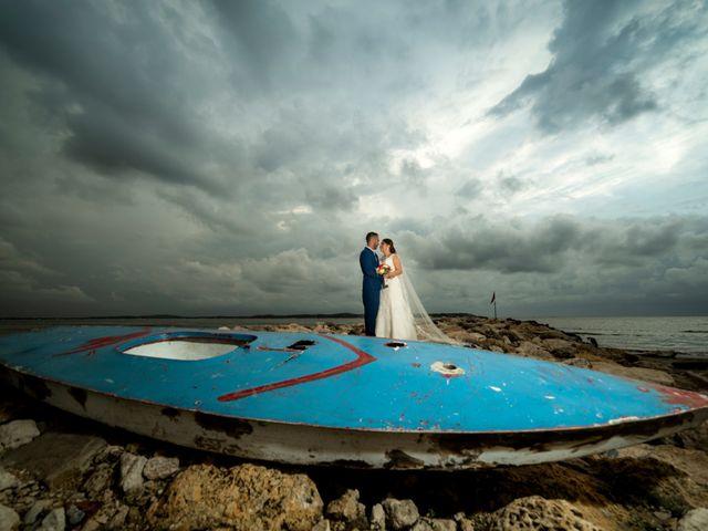 El matrimonio de Jakeline y Jhobani